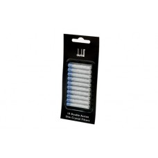 Alfred Dunhills White Spot Crystal Filters (Slim)