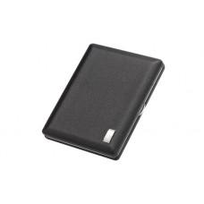 Alfred Dunhills White Spot Sidecar Hard Cigarette Case (20)