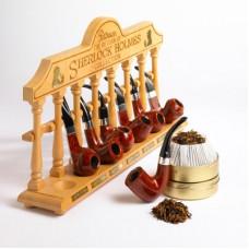 Peterson Return of Sherlock Holmes Pipe Rack