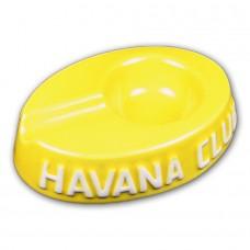 Havana Club Collection Ashtray - El Egoista - Corn Yellow