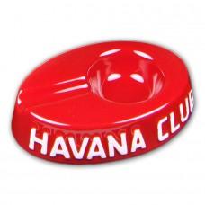 Havana Club Collection Ashtray - El Egoista - Vermillon Red