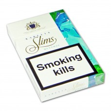 Best selling cigarettes Salem brand in Vermont