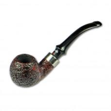 Dr Plumbs Classic Bent Apple Pipe - Rustic